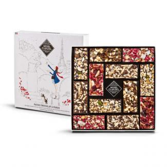 Coffret pause chocolat à Paris Michel Cluizel