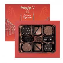 Assortiment de chocolat Maxim's Paris - Boîte 8 chocolats